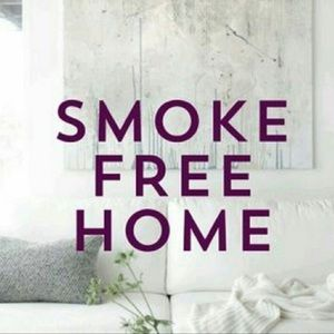 Your new items will come from a smoke & pet free..